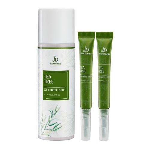 茶樹控油化妝水150ml+茶樹K痘精華8mlx2