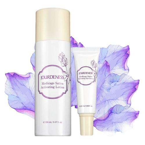 紫花苜蓿活妍化妝水150ml+紫花苜蓿活妍眼霜20ml