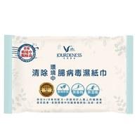 清除環境中腸病毒濕紙巾10抽/包