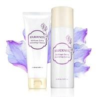 紫花苜蓿活妍潔膚乳120ml+紫花苜蓿活妍化妝水150ml
